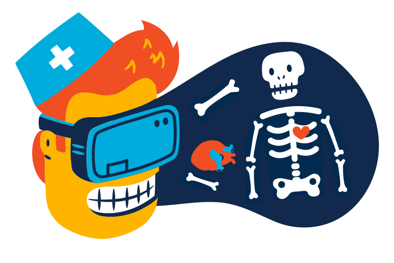 style VR medicine Vector images in PNG and SVG | Icons8 Illustrations