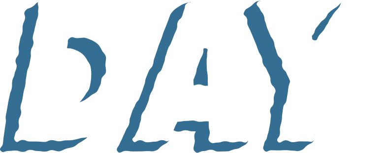 day word Clipart illustration in PNG, SVG
