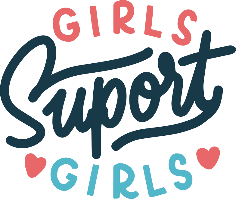 style girls-suport-girls Vector images in PNG and SVG | Icons8 Illustrations