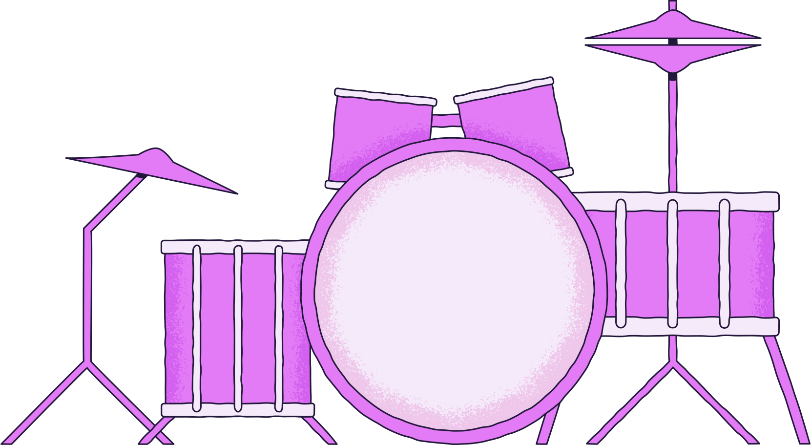 style drum set Vector images in PNG and SVG | Icons8 Illustrations
