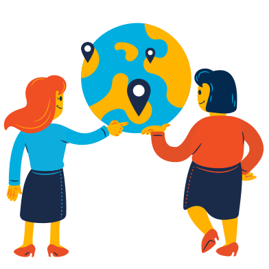 style Travel together images in PNG and SVG | Icons8 Illustrations