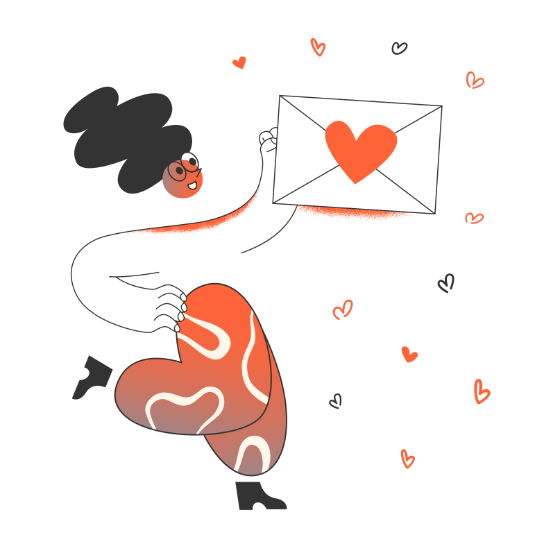 Valentine's Day Clipart illustration in PNG, SVG