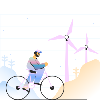 style Cycling images in PNG and SVG | Icons8 Illustrations