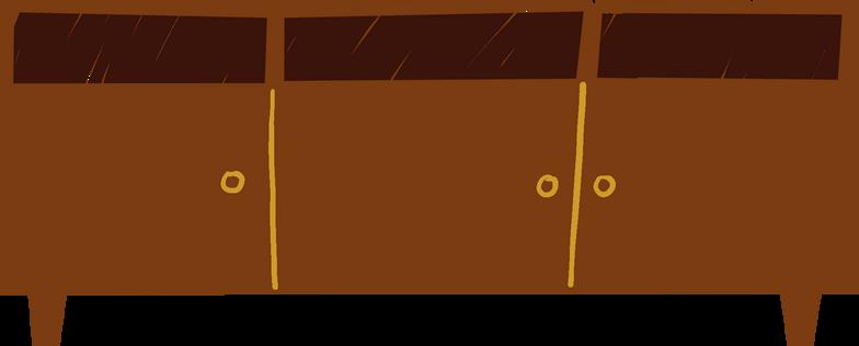 Клипарт стол в PNG и SVG