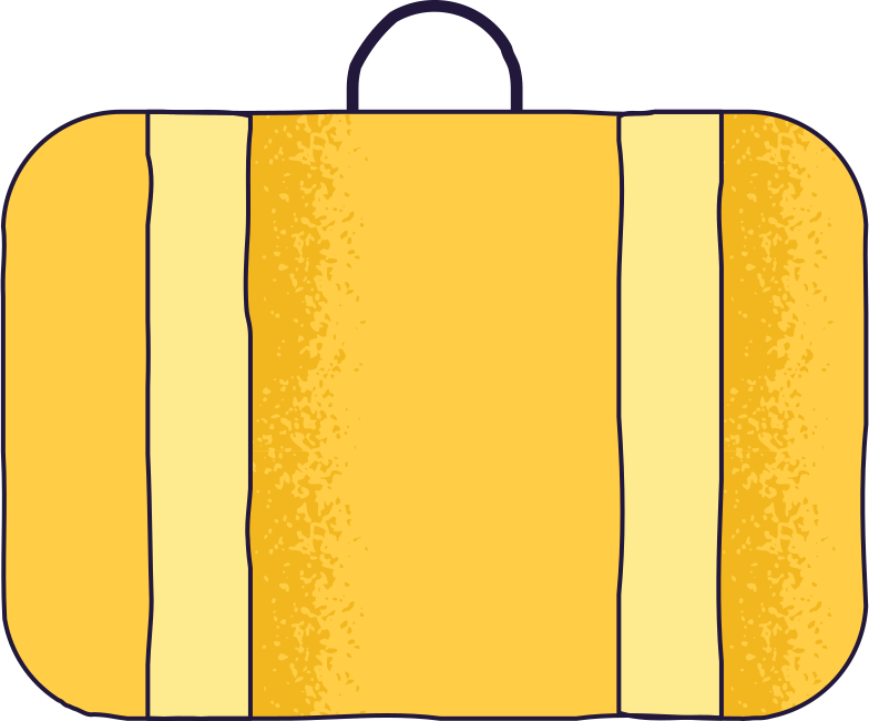 laggage Clipart illustration in PNG, SVG