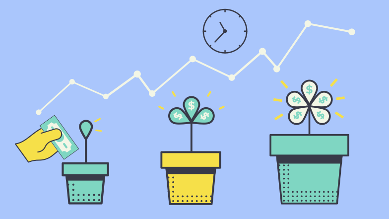 style Growing investment Vector images in PNG and SVG | Icons8 Illustrations