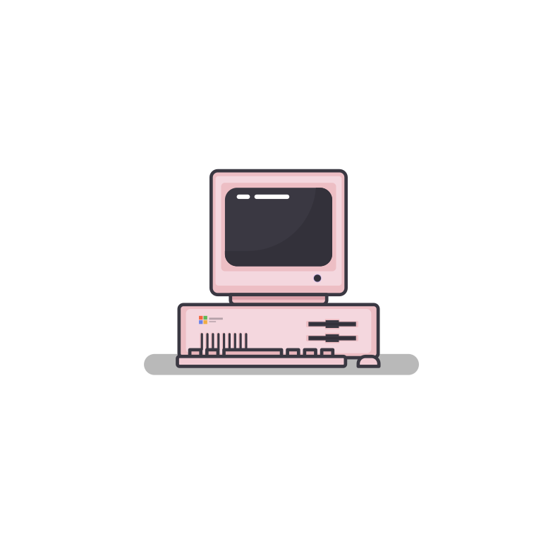 style PC Vector images in PNG and SVG | Icons8 Illustrations