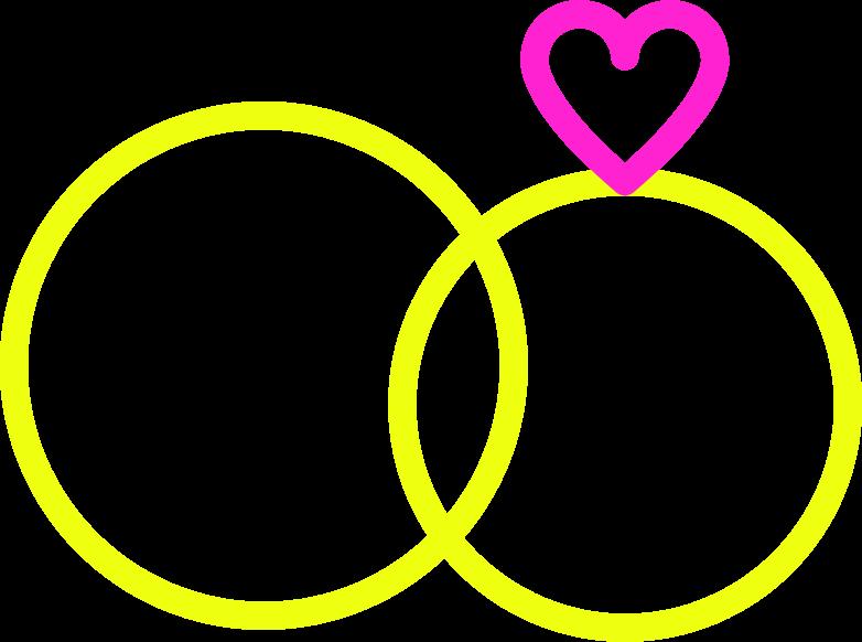 PNGとSVGの  スタイルの r結婚指輪 ベクターイメージ | Icons8 イラスト