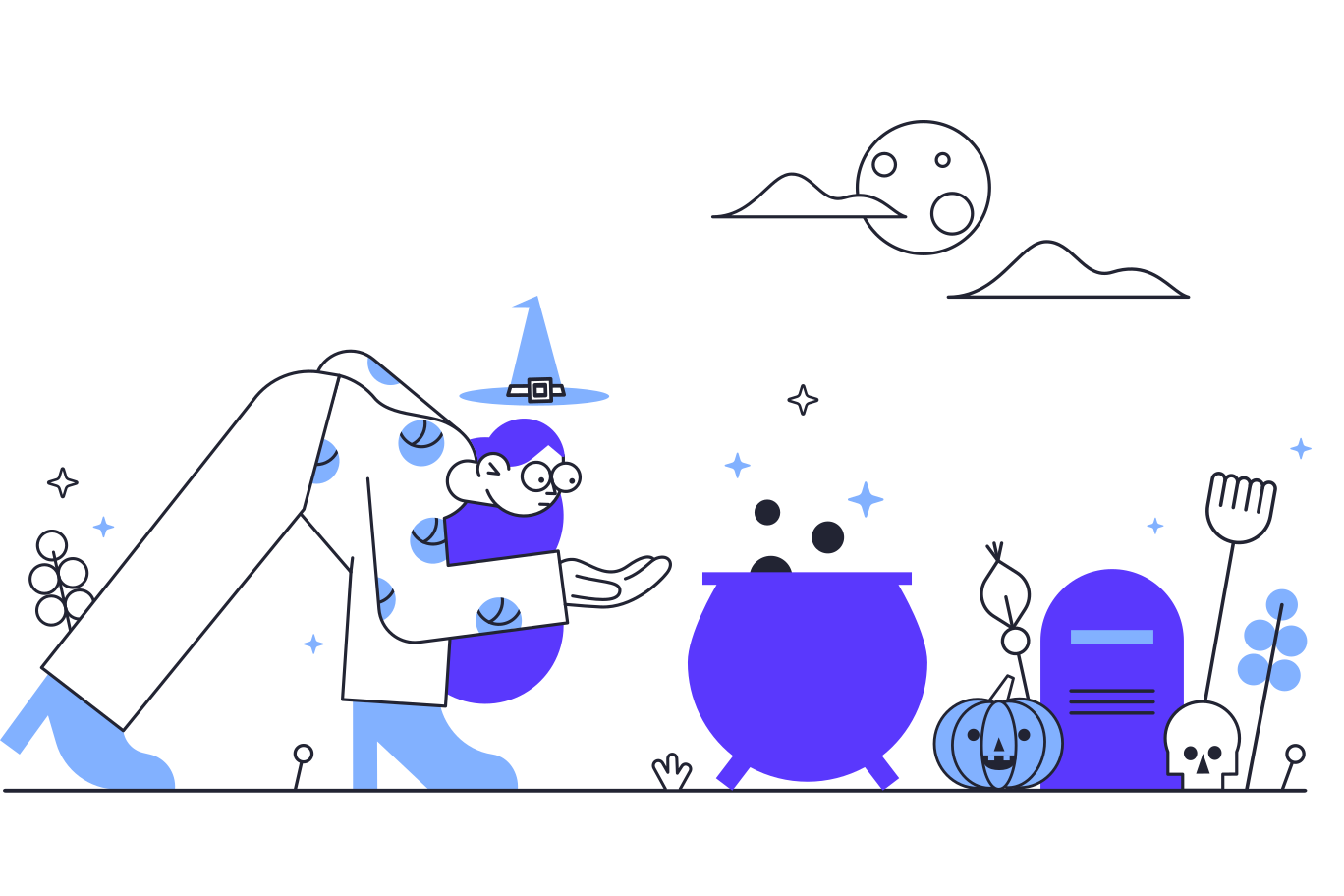 style Halloween potion Vector images in PNG and SVG | Icons8 Illustrations