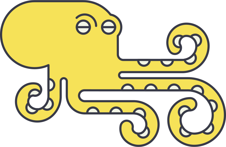 style octopus Vector images in PNG and SVG   Icons8 Illustrations