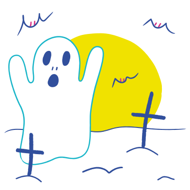 style Halloween graveyard images in PNG and SVG | Icons8 Illustrations