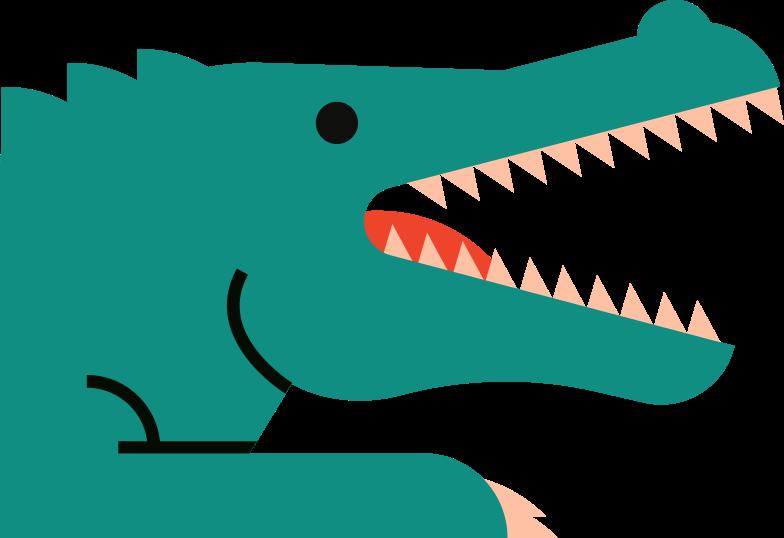 Vektorgrafik im  Stil krokodil als PNG und SVG | Icons8 Grafiken