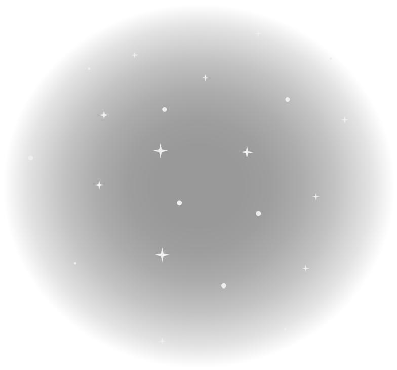 Ilustración de clipart de espacio en PNG, SVG