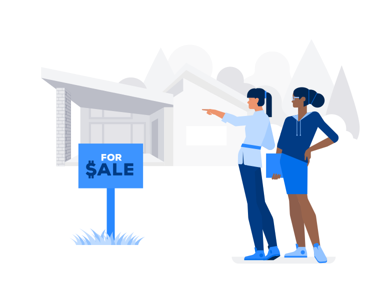 style Real Estate Sale Vector images in PNG and SVG | Icons8 Illustrations