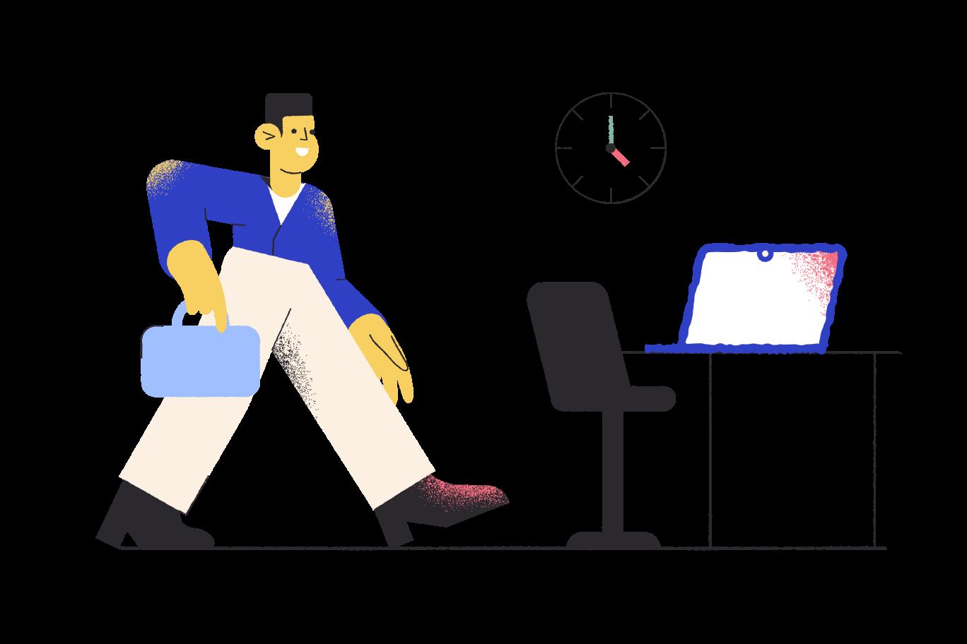 PNGとSVGの  スタイルの オフィス ベクターイメージ | Icons8 イラスト
