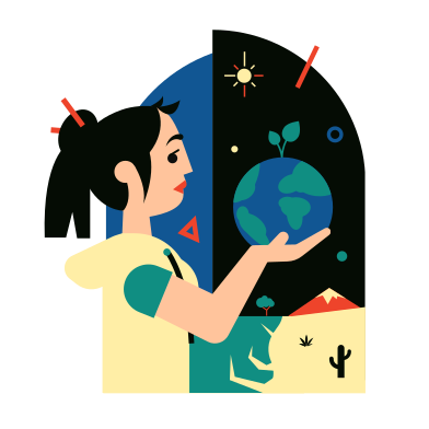 style Take care of nature images in PNG and SVG | Icons8 Illustrations