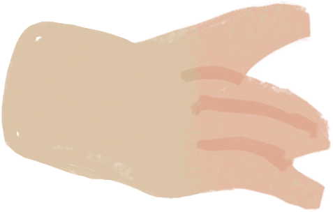 mans hand Clipart illustration in PNG, SVG
