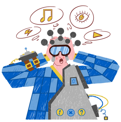 style Virtual reality images in PNG and SVG | Icons8 Illustrations