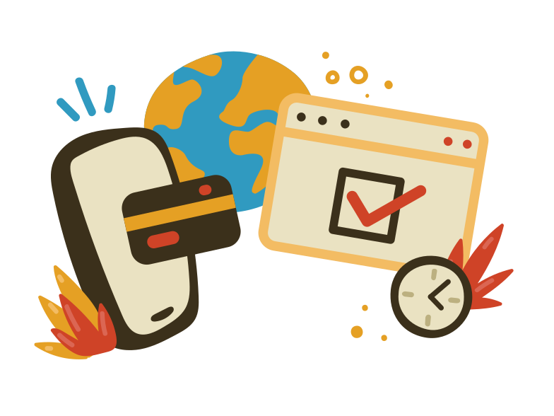 E-commerce Clipart illustration in PNG, SVG