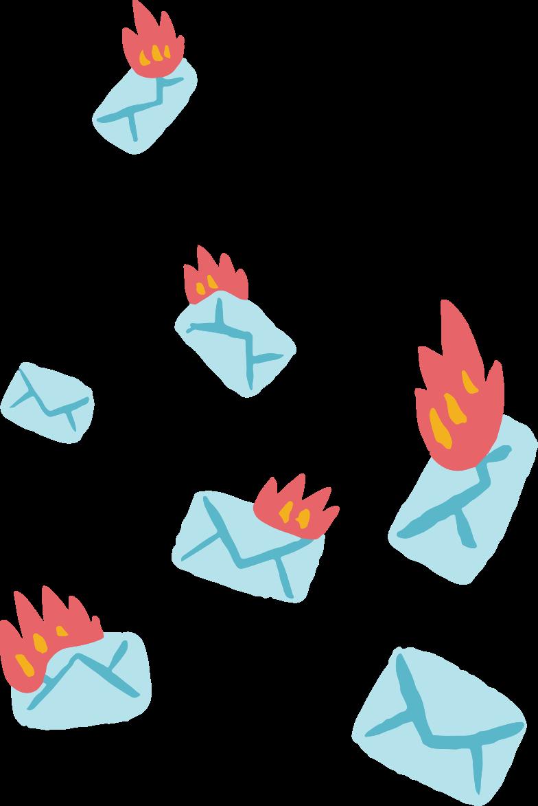 Vektorgrafik im  Stil brennende briefe als PNG und SVG | Icons8 Grafiken