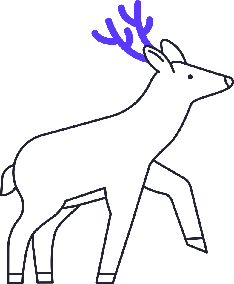 style reindeer Vector images in PNG and SVG | Icons8 Illustrations
