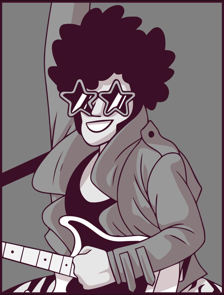 poster Clipart illustration in PNG, SVG