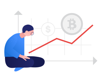 style Bitcoin trading images in PNG and SVG   Icons8 Illustrations