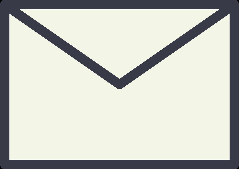 mail Clipart-Grafik als PNG, SVG
