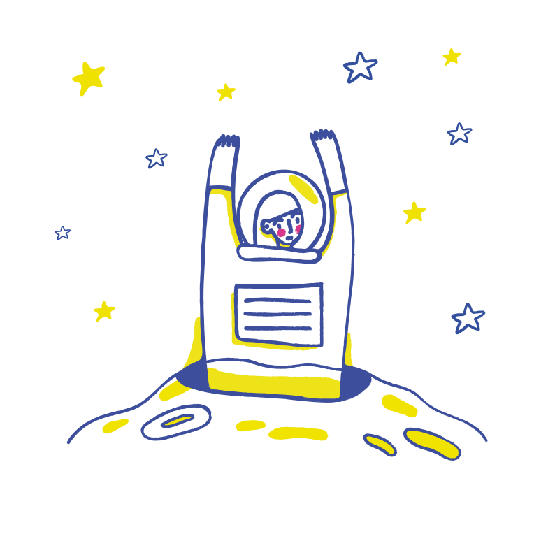 style Journey to the moon Vector images in PNG and SVG | Icons8 Illustrations