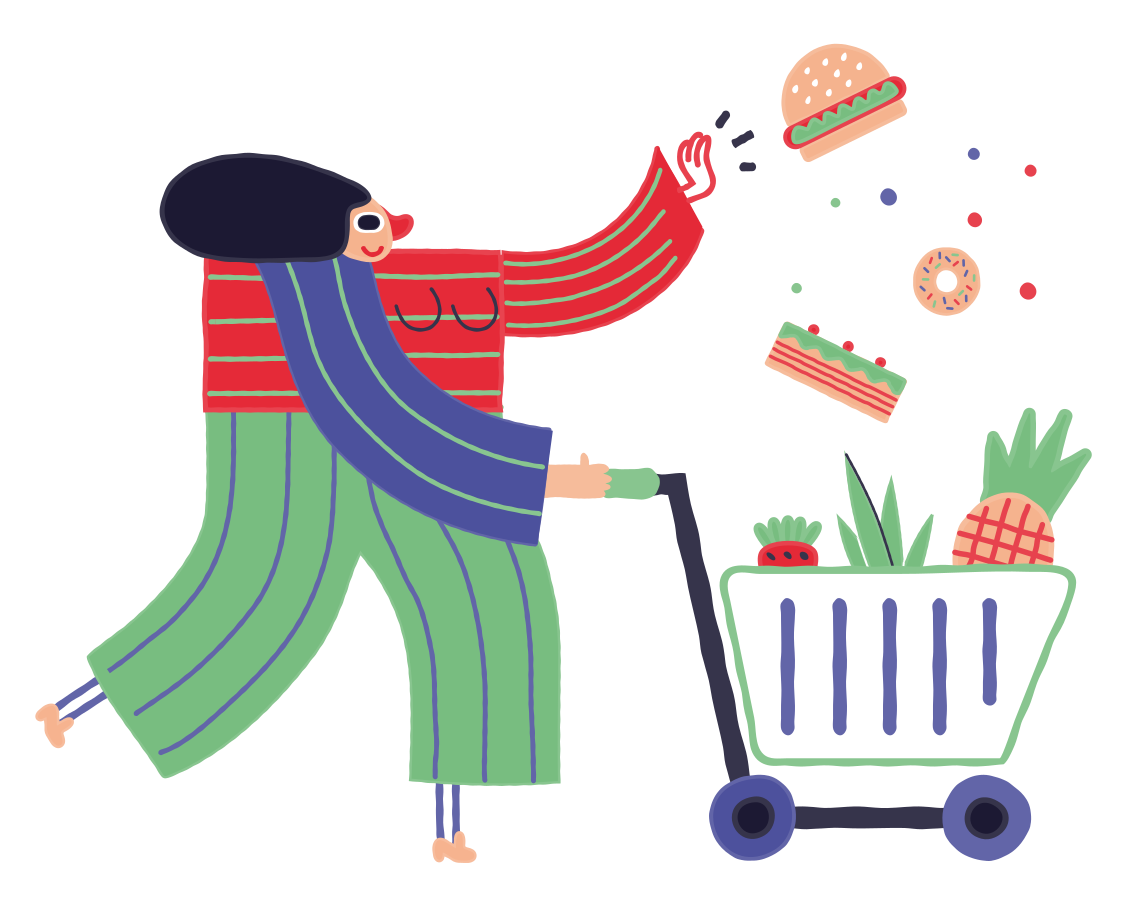 Einkaufen Clipart-Grafik als PNG, SVG