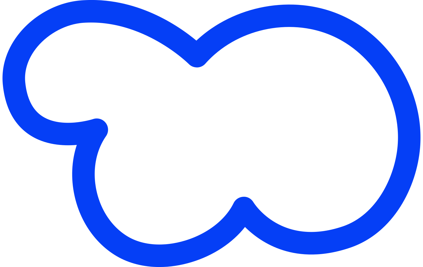 small cloud Clipart illustration in PNG, SVG