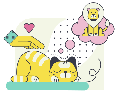 style Pet images in PNG and SVG | Icons8 Illustrations