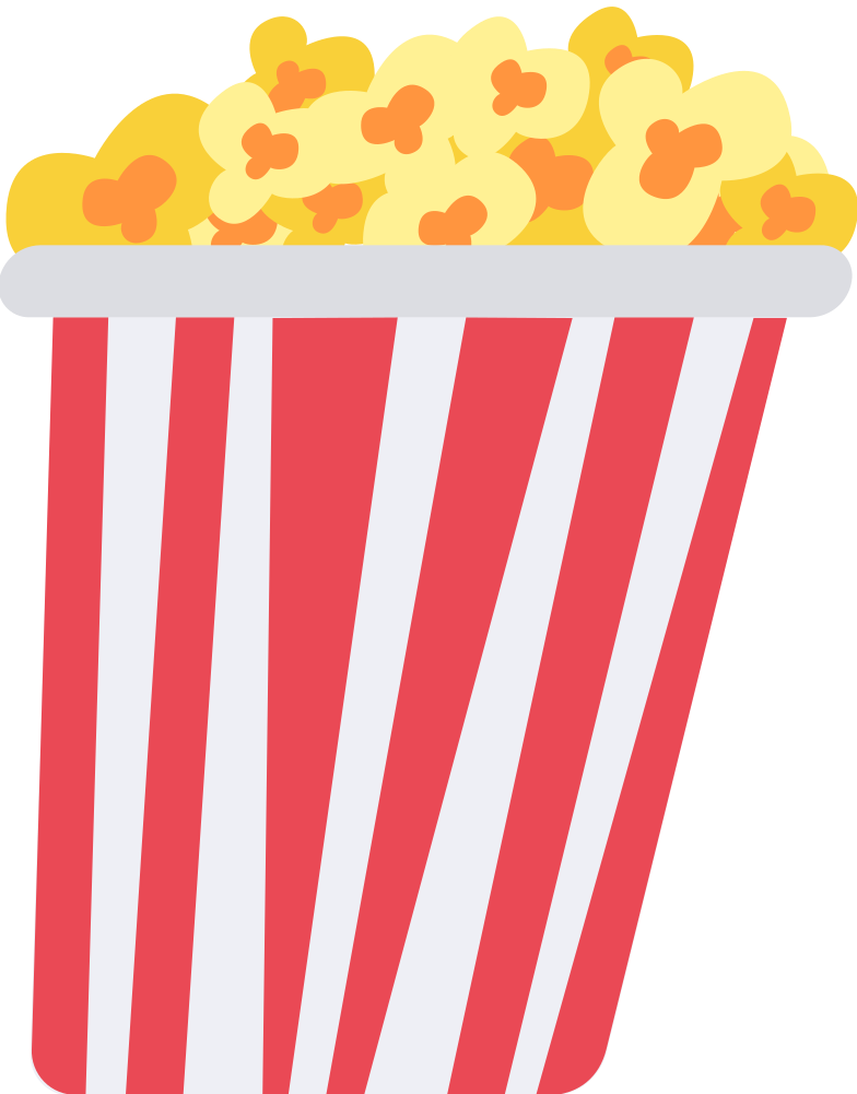 style pop corn Vector images in PNG and SVG | Icons8 Illustrations