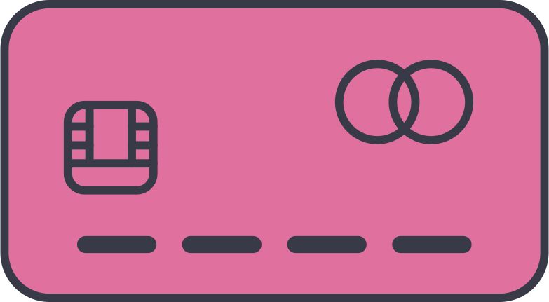 credit card Clipart-Grafik als PNG, SVG