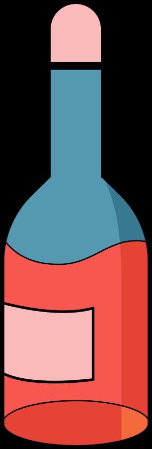 wine Clipart illustration in PNG, SVG