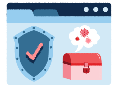 style Virus removal images in PNG and SVG | Icons8 Illustrations