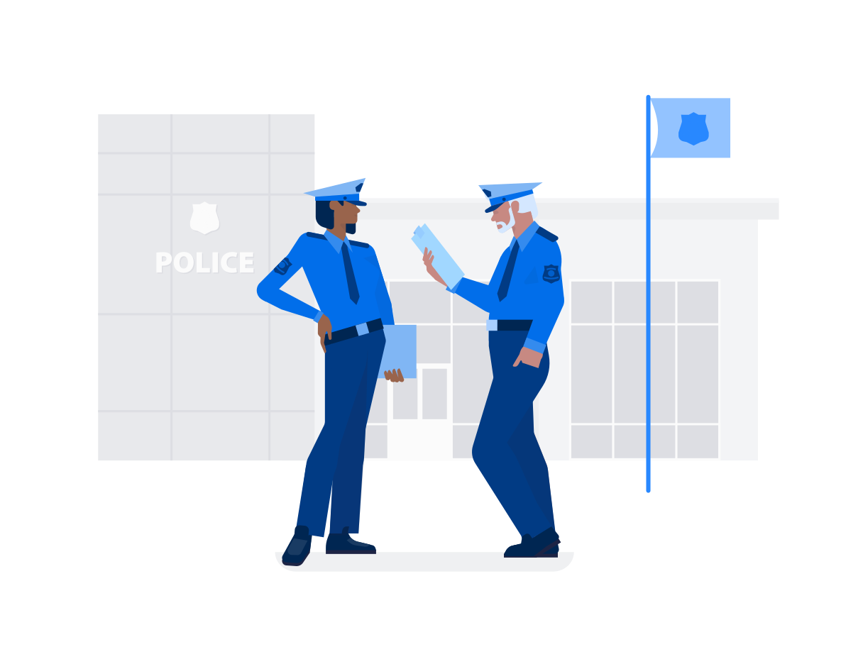 style Police Vector images in PNG and SVG | Icons8 Illustrations