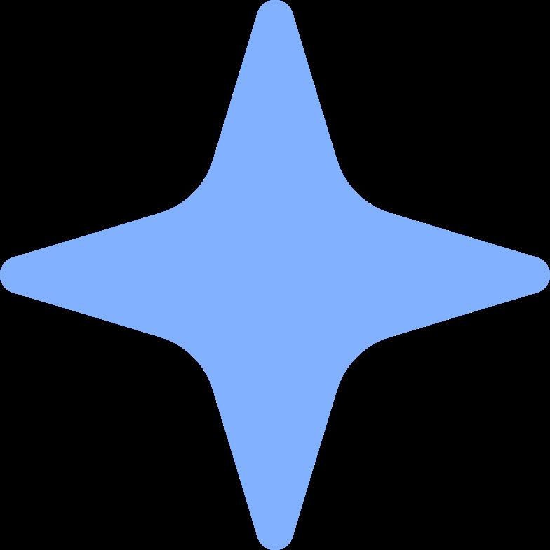 Ilustración de clipart de star color en PNG, SVG