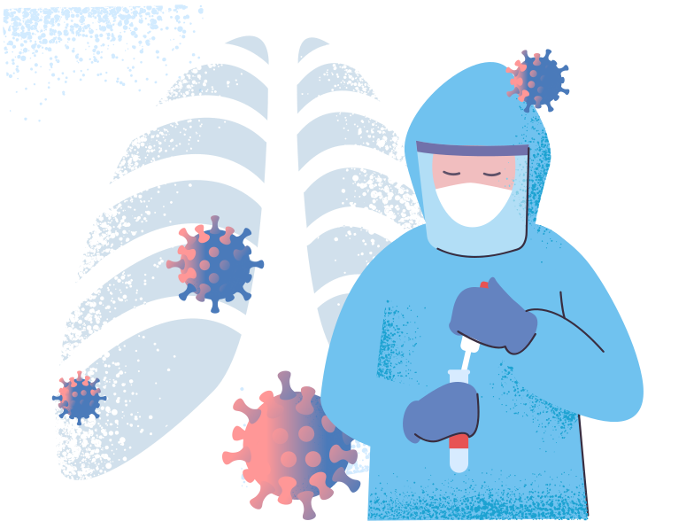 style Coronavirus lab Vector images in PNG and SVG | Icons8 Illustrations