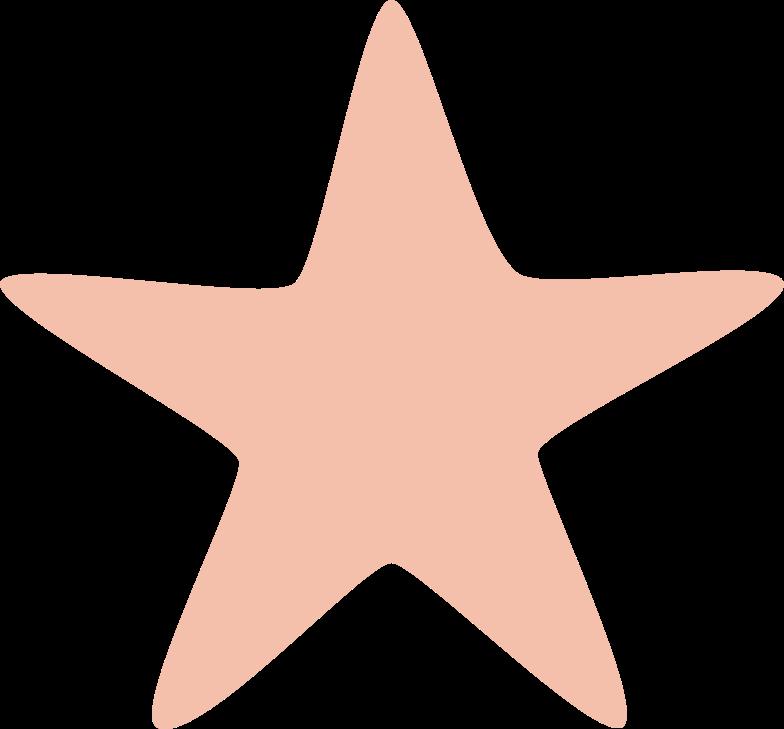 star shape Clipart illustration in PNG, SVG