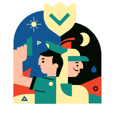 style State protection images in PNG and SVG | Icons8 Illustrations