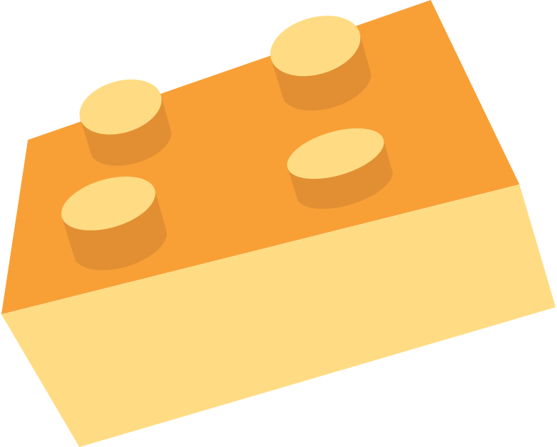 lego cube Clipart illustration in PNG, SVG