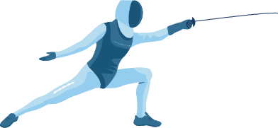 style fencer images in PNG and SVG | Icons8 Illustrations