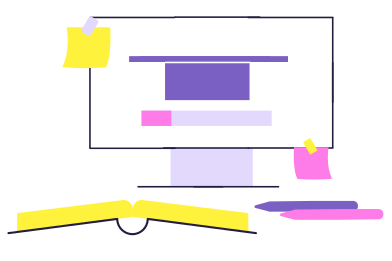 style Online courses images in PNG and SVG | Icons8 Illustrations