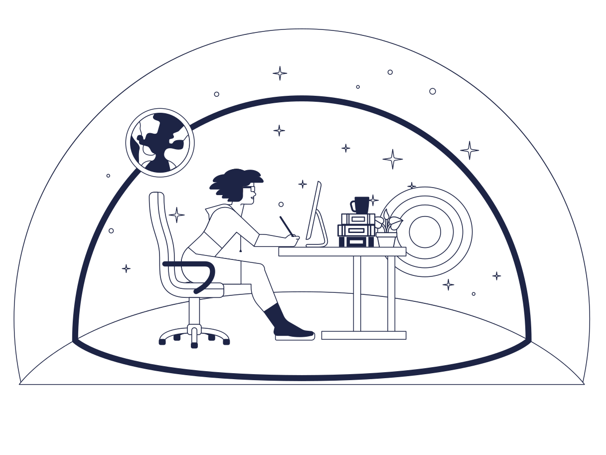 Workflow Clipart illustration in PNG, SVG