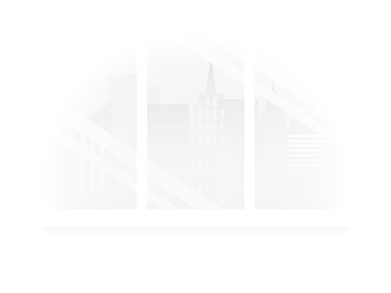 Ilustración de clipart de city through the window en PNG, SVG