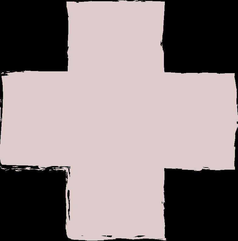 cross-dark-pink Clipart illustration in PNG, SVG