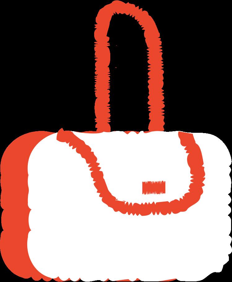 handbag Clipart illustration in PNG, SVG