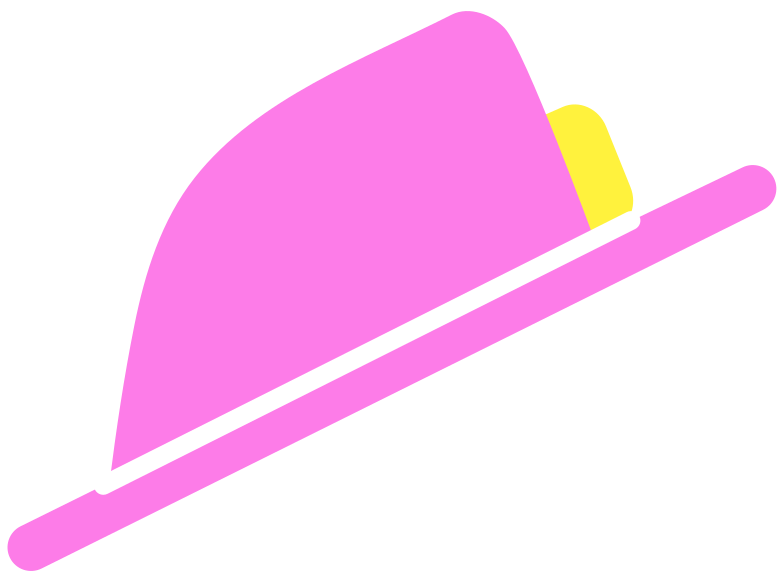 fireman's hat Clipart illustration in PNG, SVG