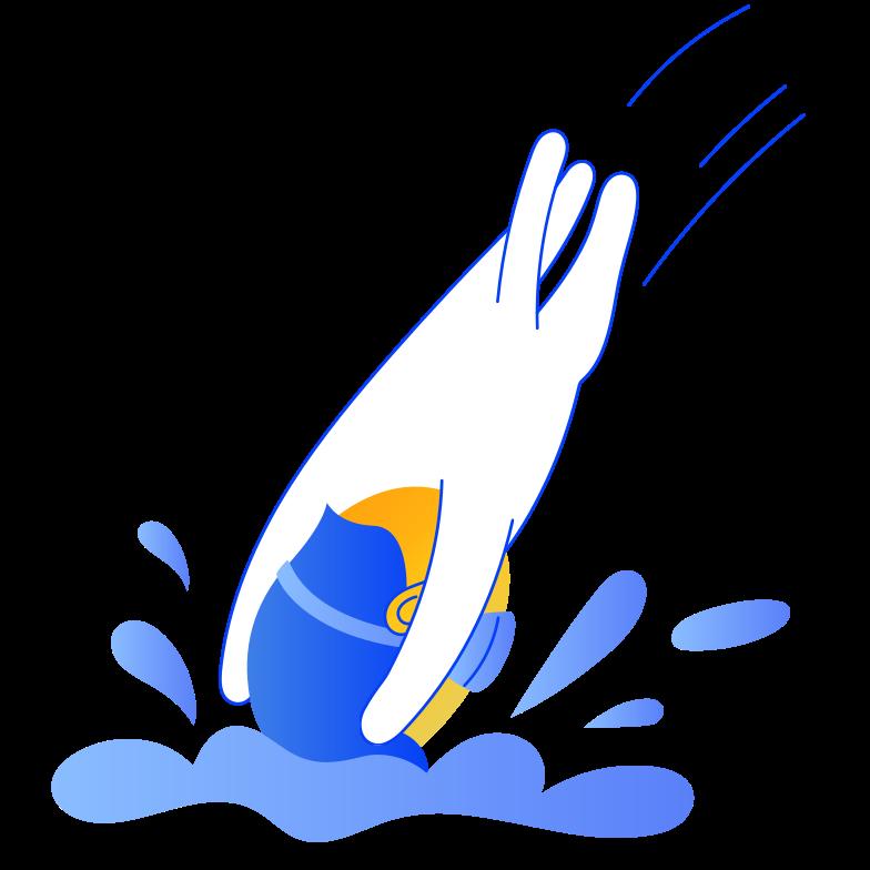 Lon in Clipart illustration in PNG, SVG